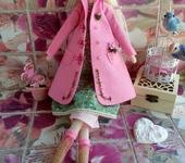 Куклы Тильды - Тильда весенний Ангел