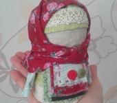 Народные куклы - Куколка оберег- крупеничка или зерновушка