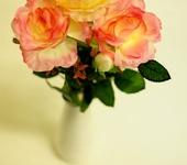 Светильники, люстры - светодиодные цветы в вазе