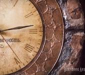 """Часы - Часы """"Впереди - вечность"""""""