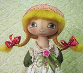 Другие куклы - Кукла Танюшка