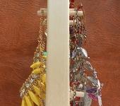 Элементы интерьера - Настольный деревянный органайзер для ювелирных изделий