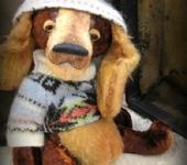 Мишки Тедди - Снупи...собака-тедди