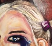 Футболки, майки - Ручная роспись рисунки на футболки куртки кеды свитшоты платья Харли Квинн Harley Queen