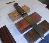 Другие аксессуары - Нож из австрийского клинка ручной работы