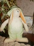 Куклы Тильды - Тильда заяц-садовод