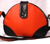 Сумки, рюкзаки - Яркая женская сумка