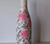 Декоративные бутылки - Декоративная подарочная бутылка