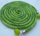 Лариаты - Лариат зеленый
