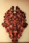 """Интерьерные маски - Маска """"Дух дерева""""."""