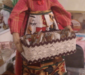 Предметы для кухни - Тильда - хранительница чая