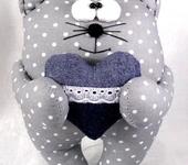 Зверята - Кот с сердечком