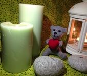 Зверята - Мишка с сердцем