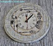 """Часы - Часы  """"Время обедать"""""""