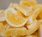 Скраб для тела - Апельсиновые дольки