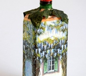 Декоративные бутылки - Декор бутылок в подарок