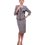 Костюмы - Вязаный костюм Шанель