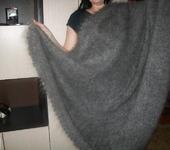 Шали, платки, палантины - Оренбургская пуховая шаль