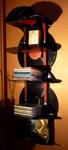 Мебель - Этажерка из виниловых пластинок