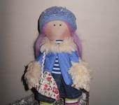 Другие куклы - Кукла интерьерная МИЛА