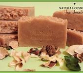 Шампунь - Натуральное мыло-шампунь от перхоти (укрепляющий)