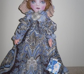 Другие куклы - Интерьерная кукла София