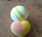 Бомбы для ванны - Бурлящие  шарики для ванн
