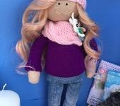 Куклы Тильды - Интерьерная кукла Тильды