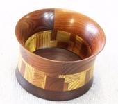 Вазы - Ваза - конфетница из дерева