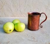 Декоративная посуда - Медная кружка