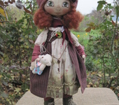 Другие куклы - Кукла Верочка