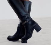 Обувь ручной работы - Сапоги, Amedea