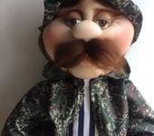 Другие куклы - Мини-бар Рыбак-2