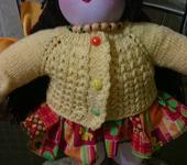 Вальдорфские куклы - Куколка Майя