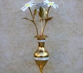 Оригинальные подарки - Кованая ромашка
