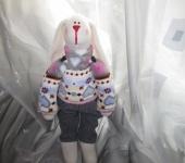 Куклы Тильды - Тильда зайка