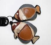 Брелоки - Рыбки парные