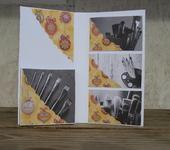 Открытки - Новогодняя открытка для художника или учителя рисования