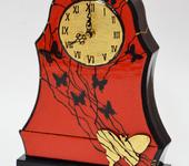 "Часы - Часы каминные ""Графика"""