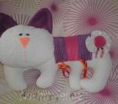Подушки, одеяла, покрывала - Интерьерная кошечка