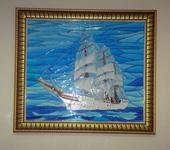 Витражи - Корабль