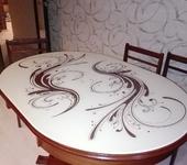 Мебель - Стекло на обеденный стол