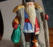 Народные куклы - Мороз Иванович