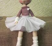 Другие куклы - Кукла балерина Аделина