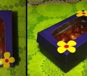 Подарочная упаковка - Коробочка для мыла ТК1