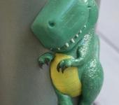 Кружки, чашки - Динозаврик