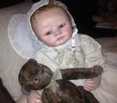 Куклы реборн - кукла Мечта