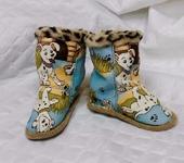 Обувь для детей - чуни детские