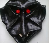 Интерьерные маски - Отпугиватель злых духов,незваных гостей и прочих не желанных посетителей