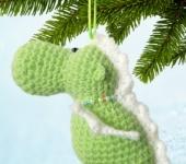 Сказочные персонажи - Зеленый Дракоша